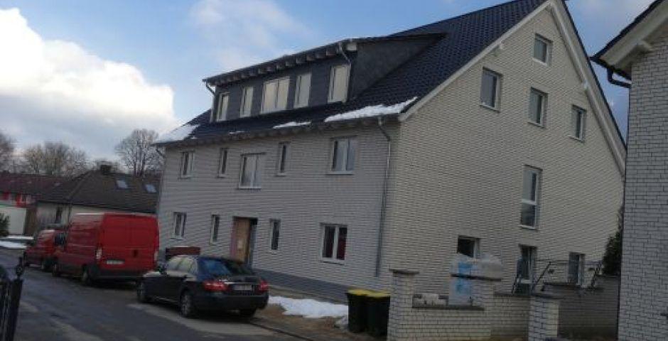 Mehrfamilienhaus in Essen, ERRICHTUNG EINES MEHRFAMILIENHAUSES, AUF DEM FELDE 17-19 IN ESSEN, BILICAN