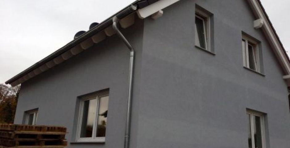 Errichtung eines Einfamilienhauses in Velbert, ERRICHTUNG EINES FREISTEHENDEN EINFAMILIENHAUSES MIT EINER GARAGE, DR. FRITZ-TEXTOR-RING IN ENNEPETAL, BILICAN