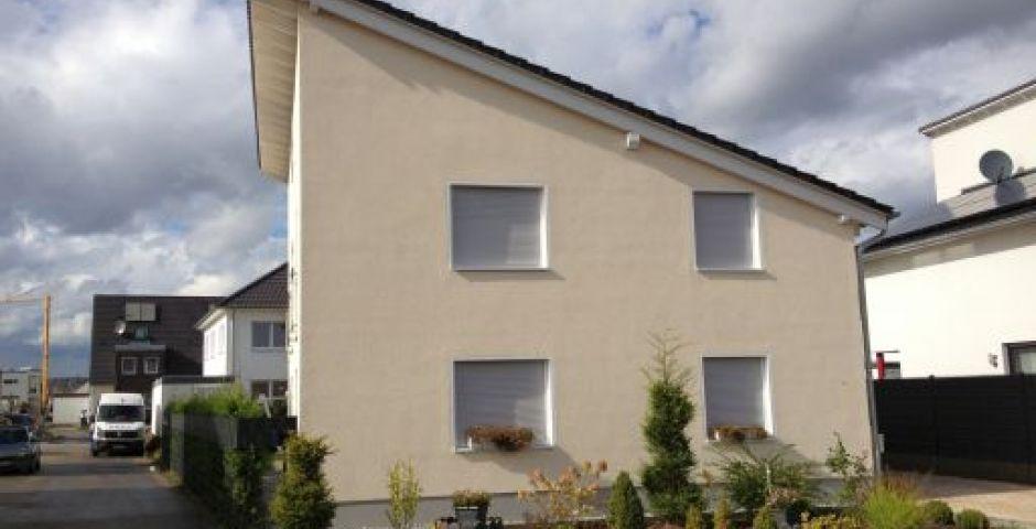 Einfamilienhaus mit Garage in Gelsenkirchen, ERRICHTUNG EINES EINFAMILIENHAUSES MIT EINER GARAGE, RHEINISCHE STRASSE IN GELSENKIRCHEN, BILICAN