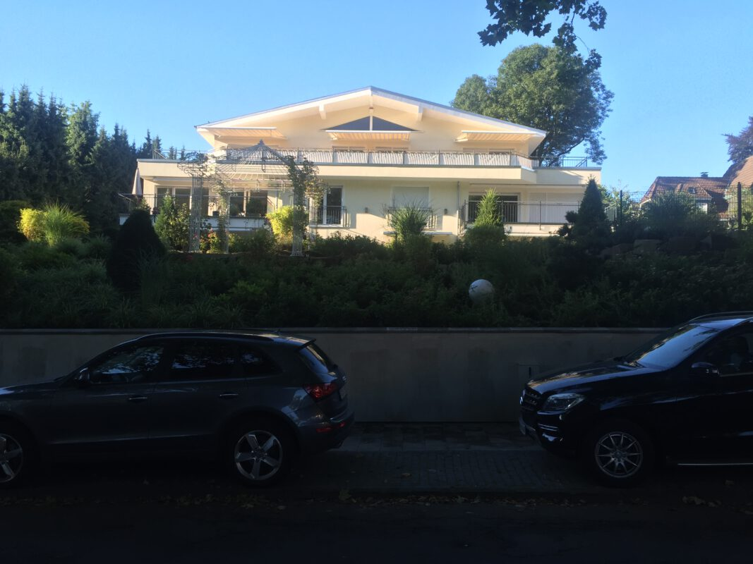 Mehrfamilienhaus in Remscheidt, MEHRFAMILIENHAUS IN REMSCHEIDT, SCHILLERSTRASSE 24-26, BAUZEIT 2013-2015, BILICAN