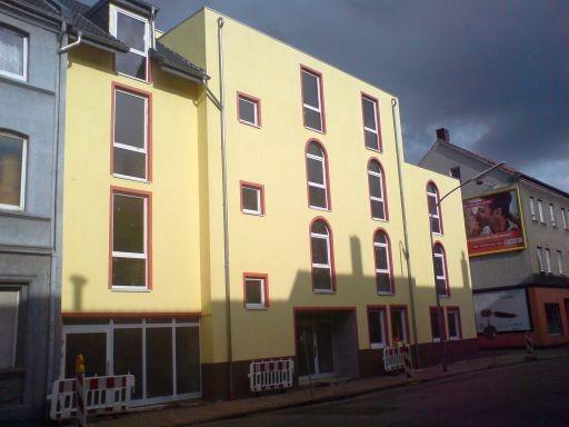 Errichtung eines Kulturzentrums in Gelsenkirchen, ERRICHTUNG EINES KULTURZENTRUMS, STEELERSTR. 82-85 IN GELSENKIRCHEN, BILICAN