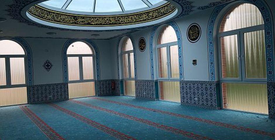 Moschee in Herten, ERRICHTUNG EINER MOSCHEE, WESTERHOLTER STR. 690 IN HERTEN, BILICAN