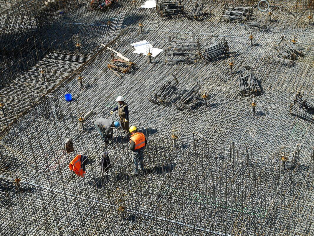 Ingenieure bei der Arbeit